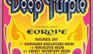 Deep Purple Announce The Long Goodbye Tour - Tickets