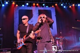 Review: Chickenfoot, Brixton Academy 14th January