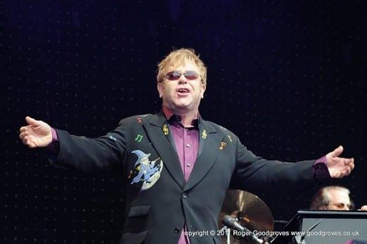 Elton John Hatfield House
