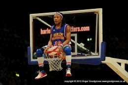 Review: Harlem Globetrotters, Wembley 26th March