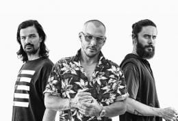 Thirty Seconds To Mars UK Tour