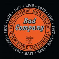 Album Review: Bad Company - Live In Concert 1977 - 1979