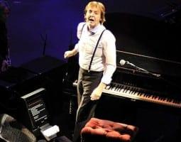 Live: Paul McCartney - Teenage Cancer Trust, Royal Albert Hall - 29th March