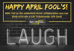 WIN! April Fool's Giveaway