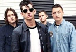 Arctic Monkeys - Outdoor Gigs
