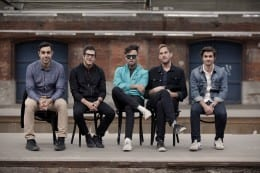 Top selling Canadian outfit Arkells announce European tour