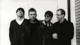 Spotify presents Blur 21: The Exhibition