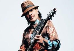 Carlos Santana - July Dates