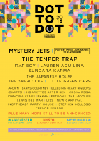 Dot To Dot First Acts Announcement
