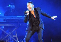 John Legend – Metro Radio Arena Newcastle – 09 September