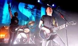 Rise Against – O2 Academy Newcastle – 08 November