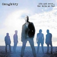 Daughtry greatest hits album and sold out tour date