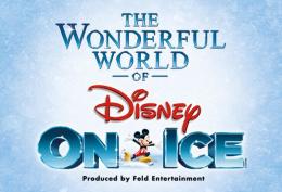 WIN! The Wonderful World of Disney On Ice Family Ticket