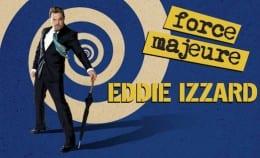 Eddie Izzard - Extra Dates
