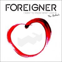"Foreigner's new ""Ballads"" album dovetails Valentine's Day and their UK Tour"