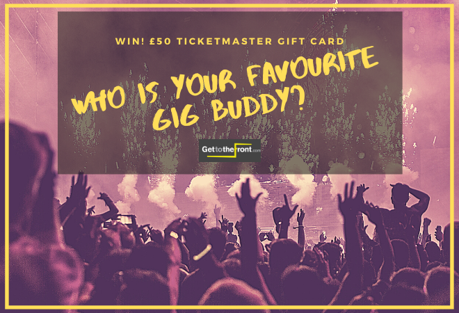 Ticketmaster Gift Card Giveaway