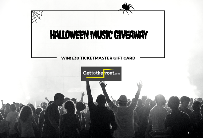 Halloween music giveaway