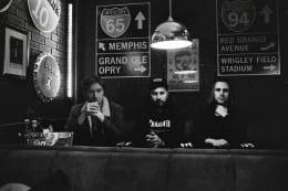 Live Review: Black Foxxes - Forum, London