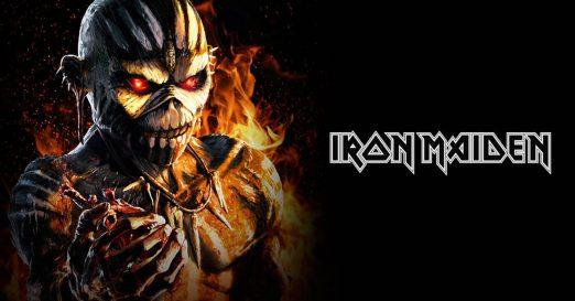 Iron Maiden 2017 Tour