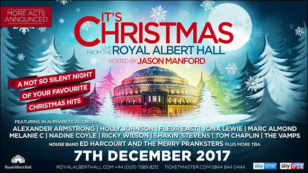 Christmas Concerts Near Me.It S Christmas Live From The Royal Albert Hall Latest