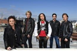Journey, Foreigner and Styx