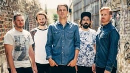 LONELY THE BRAVE reveal new video ahead of March tour