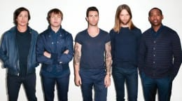 Maroon 5 Postpone UK Arena Tour - New dates announced for January 2014 - Tickets