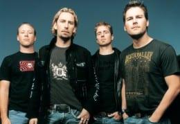 Nickelback - 2013 Arena Tour