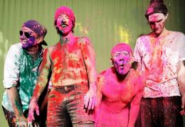 Red Hot Chili Peppers Announce First Tour In 5 Years - Tickets