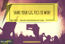 WIN! Gig Pics Competition