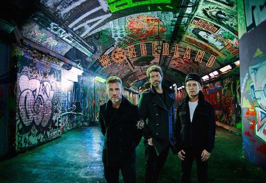 Take That - Wonderland Live Tour