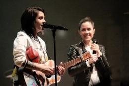 Photos - Tegan & Sara - Birmingham Institute - 28 Feb