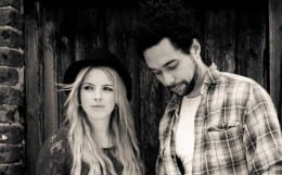 UK Country duo The Shires for Apple Music Festival on Monday