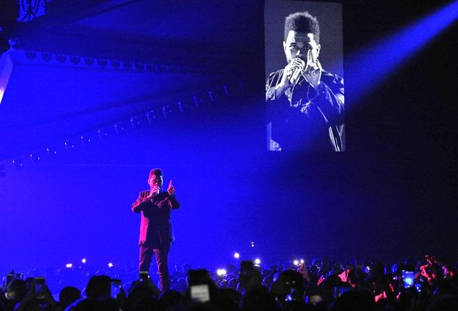 The weeknd concert dates 2019 in Perth