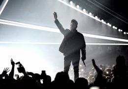 The Weeknd - Metro Radio Arena, Newcastle - 11 Mar 2017