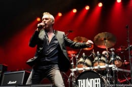 Thunder announce UK arena tour & DVD release