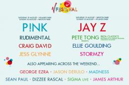 V Festival 2017 - Tickets