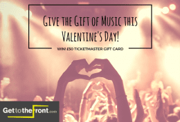 WIN! Ticketmaster Gift Card Giveaway
