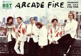 Arcade Fire - London Show