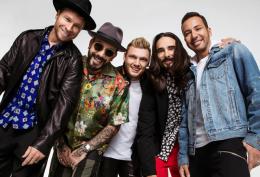 Backstreet Boys DNA World Tour - EXTRA DATE