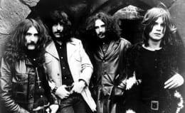 Black Sabbath perform hometown gig