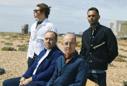 Bombay Bicycle Club UK Tour