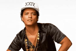 Bruno Mars BST Hyde Park 2018