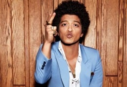 Bruno Mars - 2013 Shows