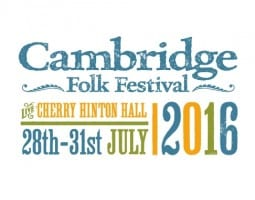 First acts announced for Cambridge Folk 2016