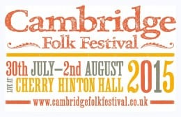 Passenger, Joan Armatrading, Frank Turner & More for Cambridge Folk Festival 2015 - Tickets