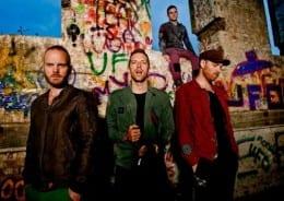 Coldplay - Album Shows