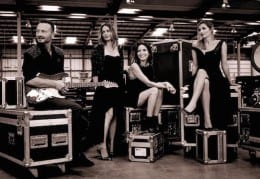 The Corrs - 2016 Arena Dates