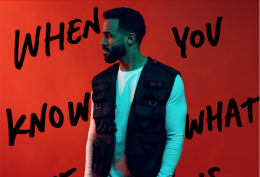 Craig David 'When You Know What Love Is' Video
