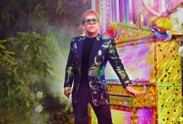 Elton John 2019 UK Dates